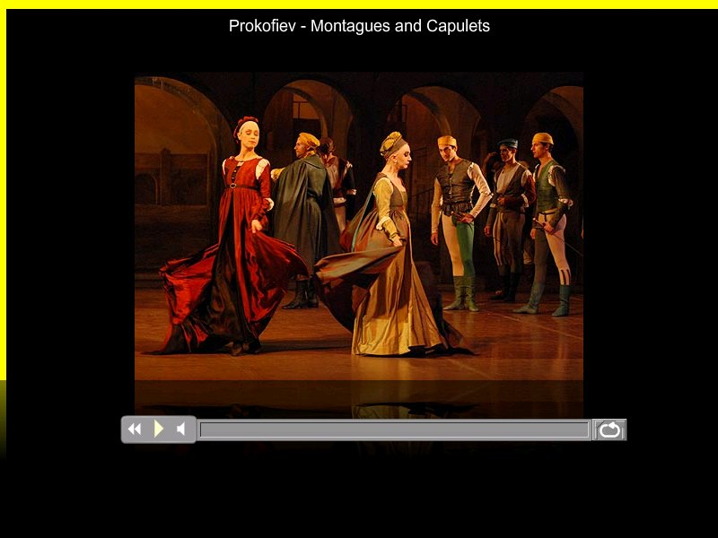 Prokofiev - Montagues and Capulets